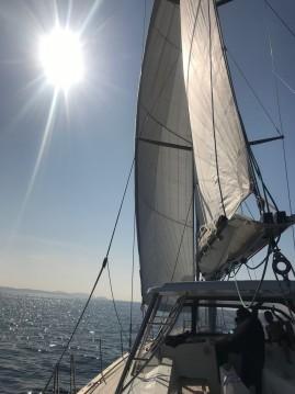 Rental Sailboat in Port Corbières - Futuna-Yachts  Futuna 70