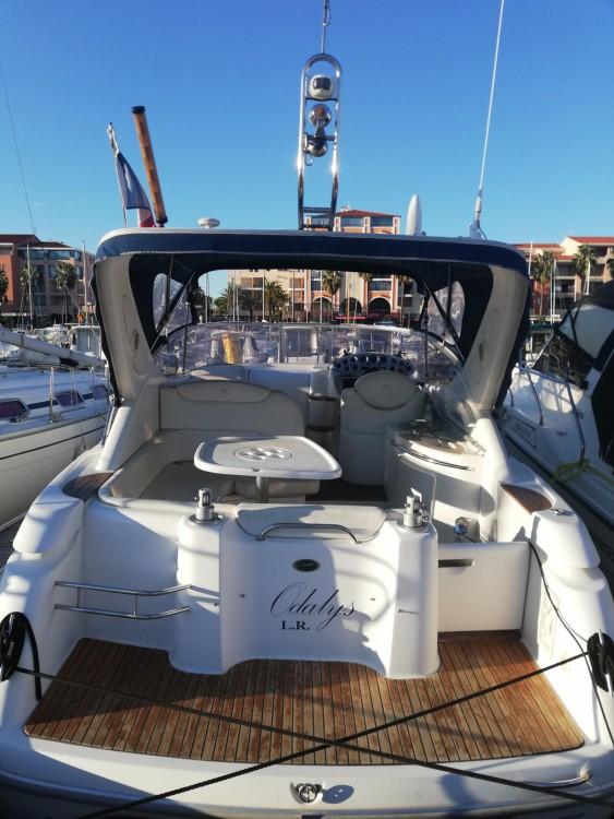 Rental Motorboat in Argelès-sur-Mer - Sessa Marine OYSTER 30