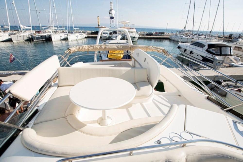 Boat rental Saint-Laurent-du-Var cheap Prestige 46