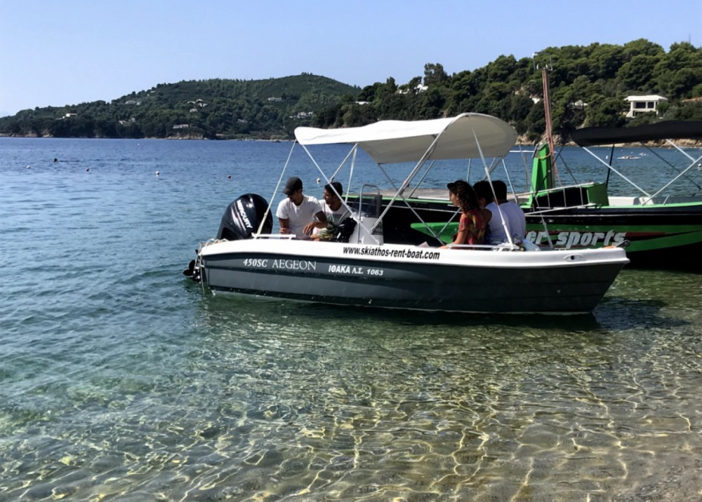 Zaggas Marine  Aegeon  between personal and professional Thessaly and Central Greece