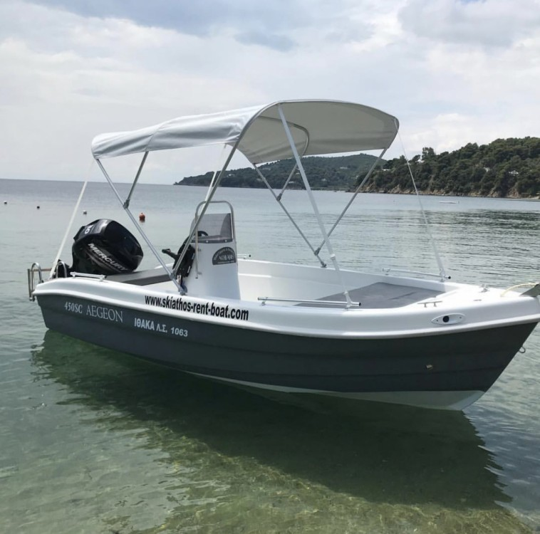 Rent a Zaggas Marine  Aegeon  Thessaly and Central Greece