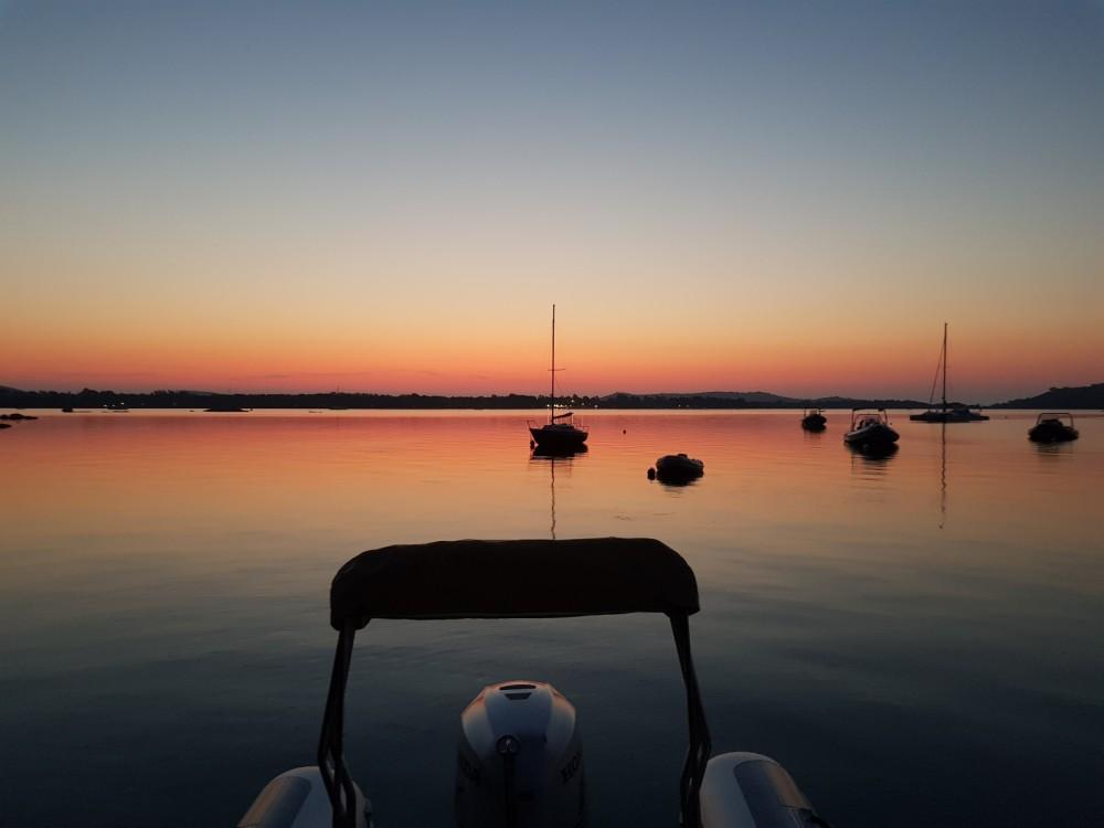 Hire RIB with or without skipper Silver-Marine Porto-Vecchio