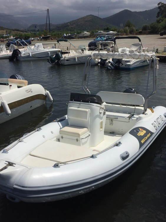Hire RIB with or without skipper MV Marine Saint-Florent
