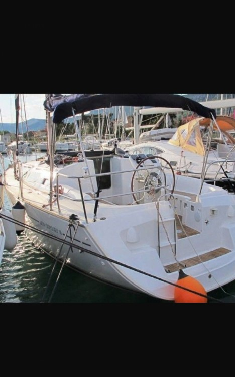 Sailboat for rent Ponza at the best price