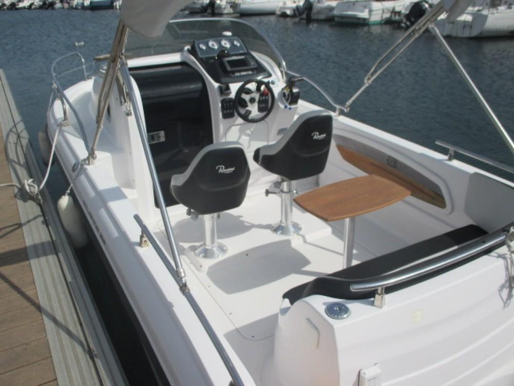 Boat rental Ranieri Atlantis 22 in Arzon on Samboat