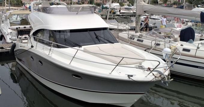 Rental Motorboat in Saint-Cyprien - Bénéteau Antares 36 Millenium
