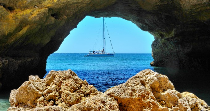 Hire Sailboat with or without skipper João Vasconcelos Albufeira