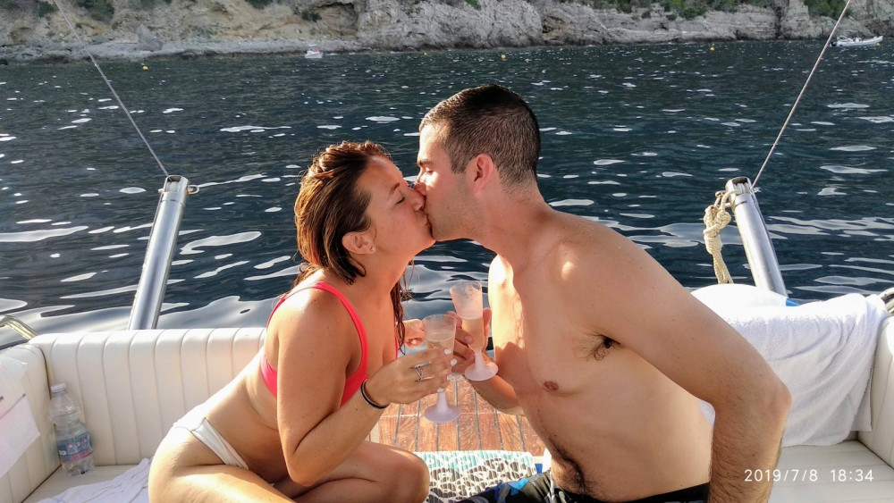 Atlantic Laver 30 between personal and professional Positano