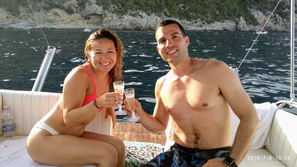 Rental Motor boat in Positano - Atlantic Laver 30