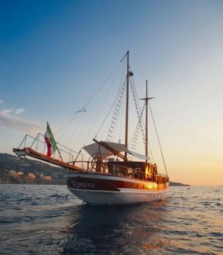 Rent a cantieri navali Maralli Goletta La Spezia