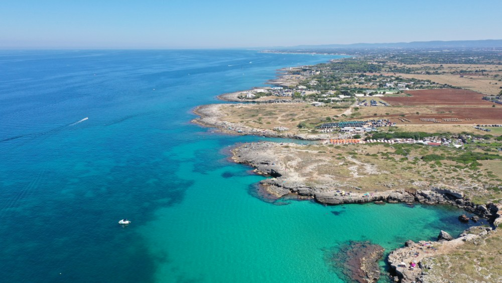 Rent a Pershing 52 Polignano a Mare