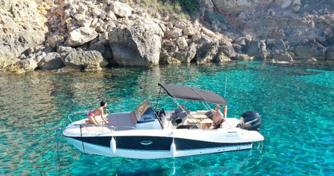 Hire Motorboat with or without skipper Quicksilver Mahon Port