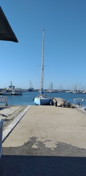 Sailboat for rent Torre Grande at the best price
