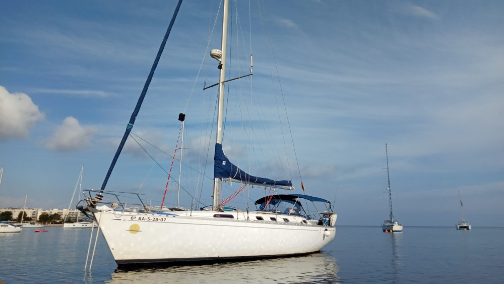 Boat rental Dufour Dufour 43 Classic in Ibiza on Samboat