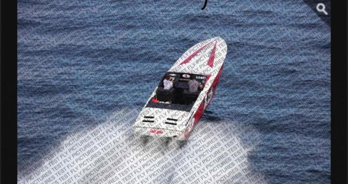 Rental Motorboat in Mandelieu-la-Napoule - Cigarette Platinum série