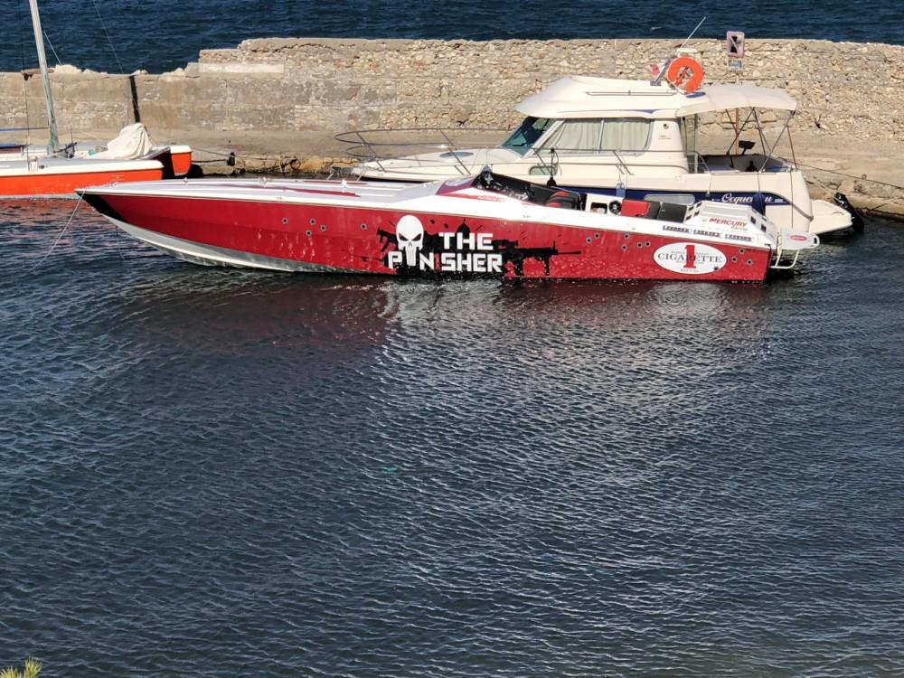 Boat rental Mandelieu-la-Napoule cheap Platinum série