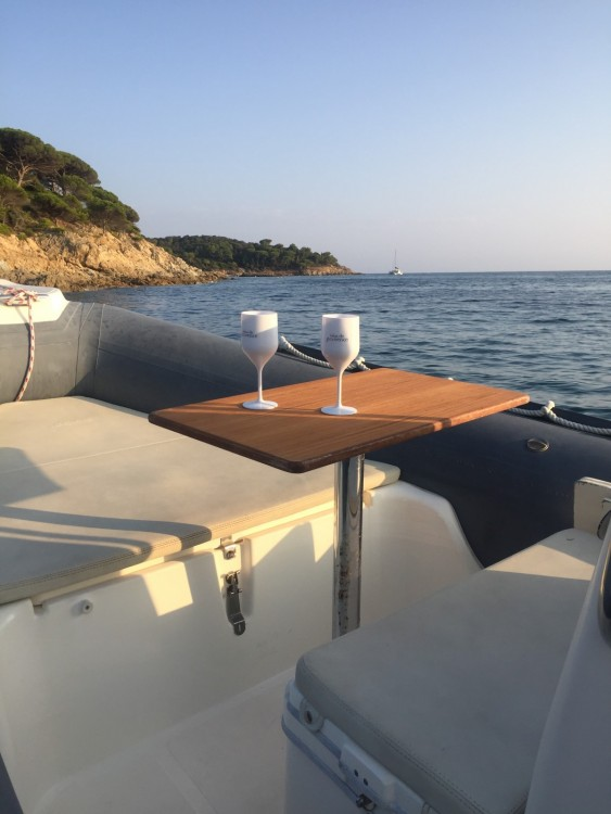 Joker Boat Coaster 600 between personal and professional Cavalaire-sur-Mer