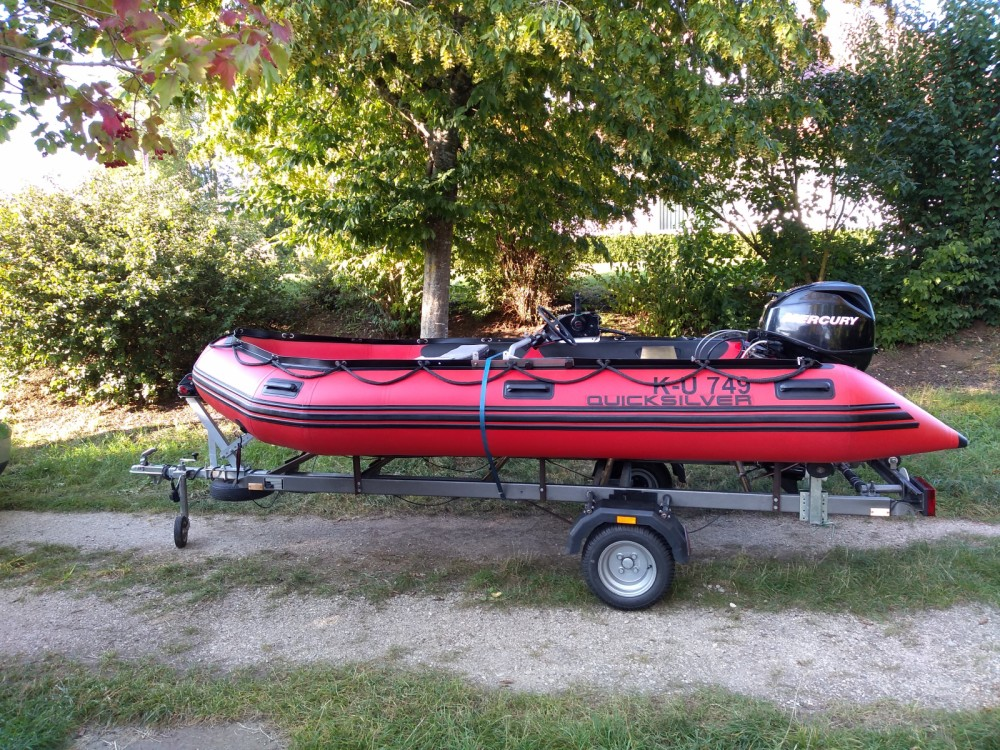 RIB for rent Koblenz at the best price