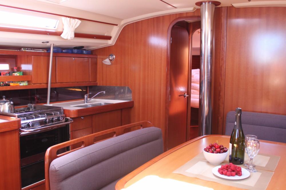 Rental yacht Ibiza - Dufour Dufour 455 Grand Large on SamBoat
