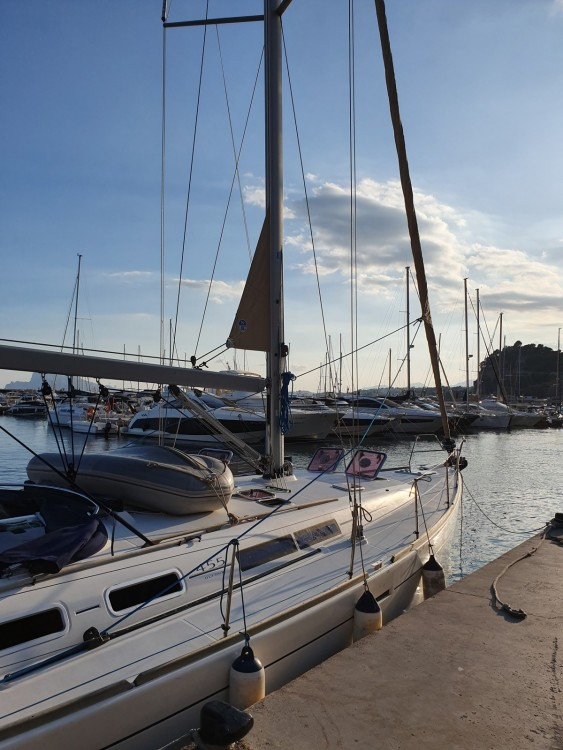 Rent a Dufour Dufour 455 Grand Large Ibiza