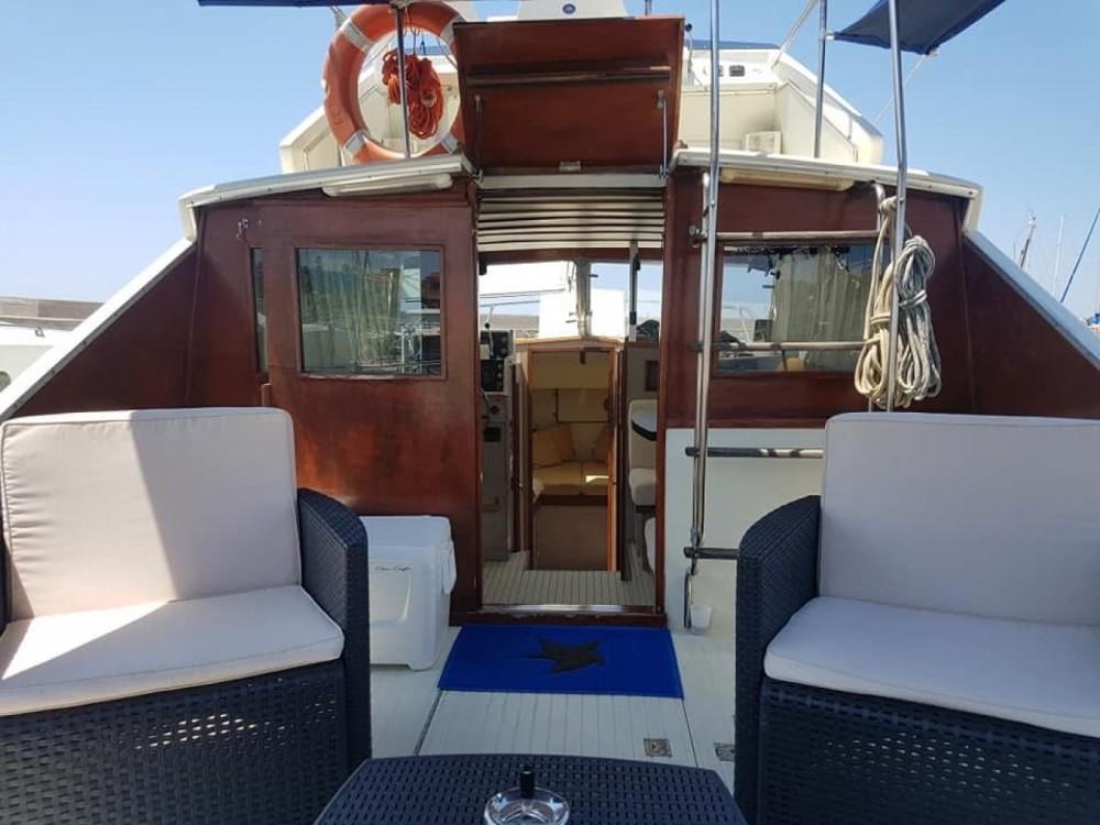 Rental Motorboat in Porto Pozzo - Chris Craft Chris Craft 31 Sport Express