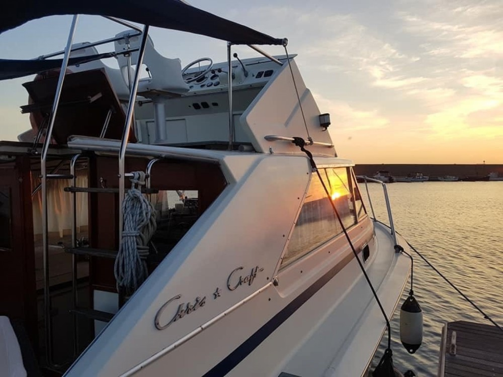 Chris Craft Chris Craft 31 Sport Express between personal and professional Porto Pozzo