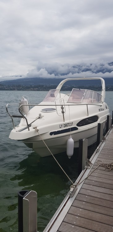 Hire Motor boat with or without skipper Rio Virignin