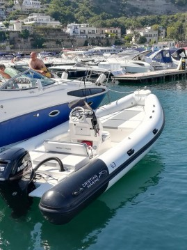 RIB for rent Naples at the best price