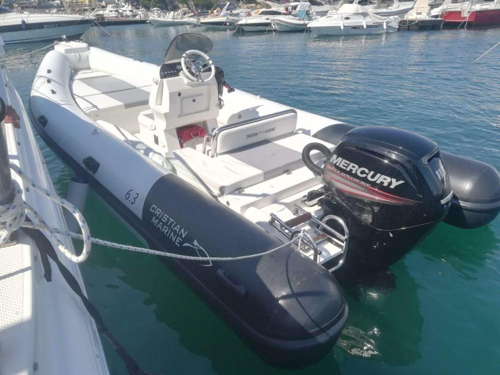 Rental yacht Naples - Cristian Marine 6.3 on SamBoat