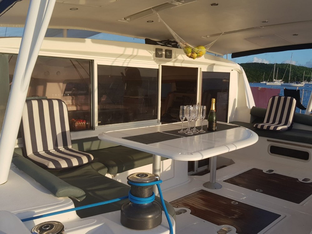 Boat rental Le Marin cheap Catana 47