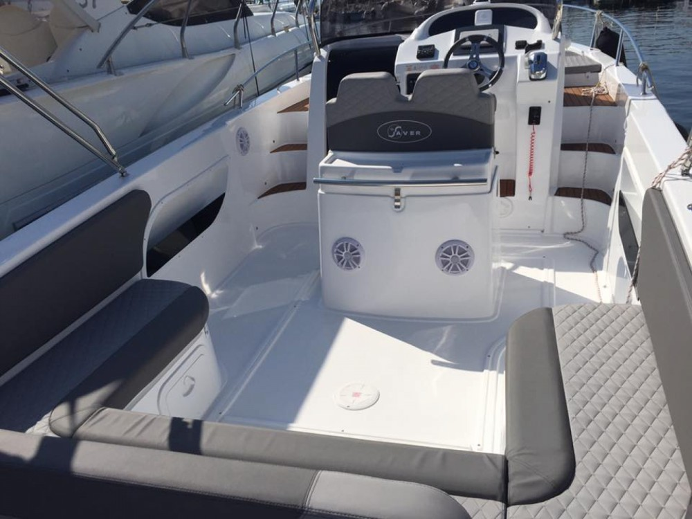 Hire Motorboat with or without skipper Saver Torre del Greco