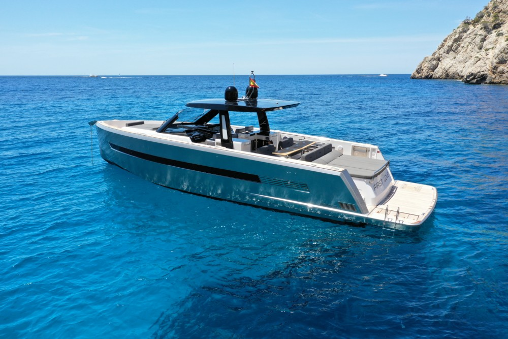 Boat rental Calvià cheap Fjord 52 Open