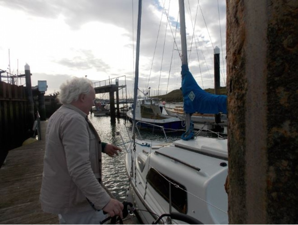 Hire Sailboat with or without skipper leisure 20 Walton-on-the-Naze