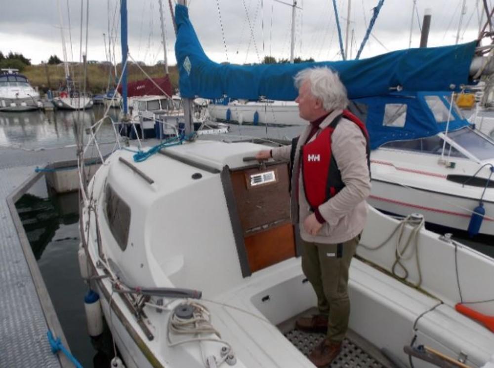 Boat rental leisure 20 leisure 20 in Walton-on-the-Naze on Samboat