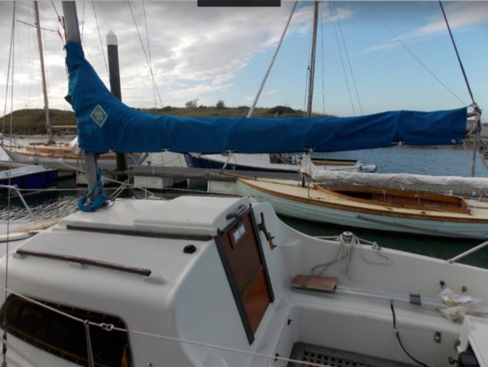 Rental Sailboat leisure 20 with a permit