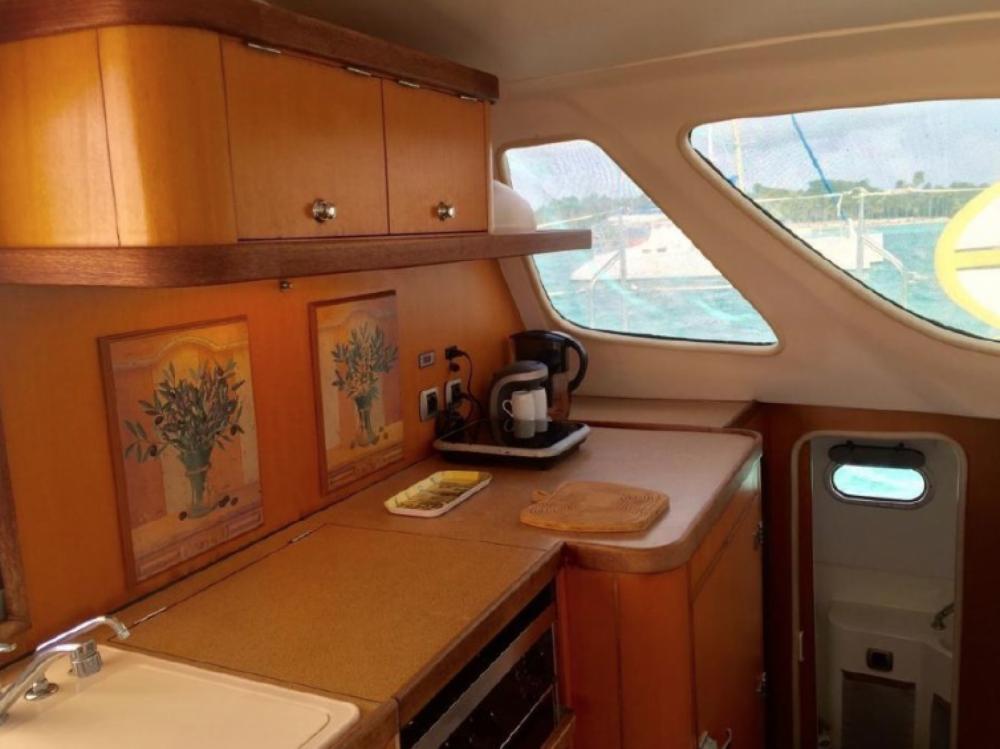 Rental Catamaran in Bouillante - Catana Catana 431 Prestige