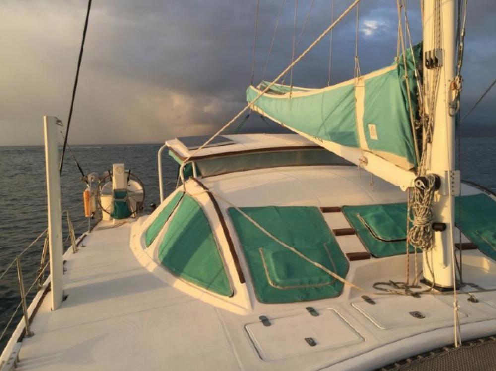 Rental yacht Bouillante - Catana Catana 431 Prestige on SamBoat