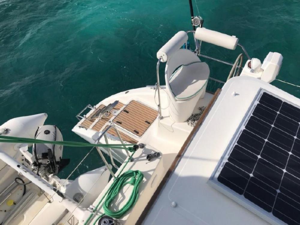 Catamaran for rent Bouillante at the best price