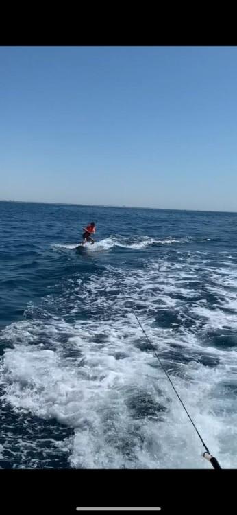Rental Motor boat in Mauguio - Quicksilver Activ 555 Open