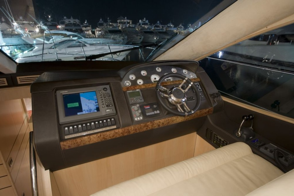 Rental Motorboat Integrity with a permit