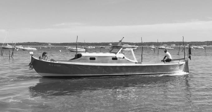 Rental yacht Arcachon - Debord Pinasse à crémaillère  on SamBoat