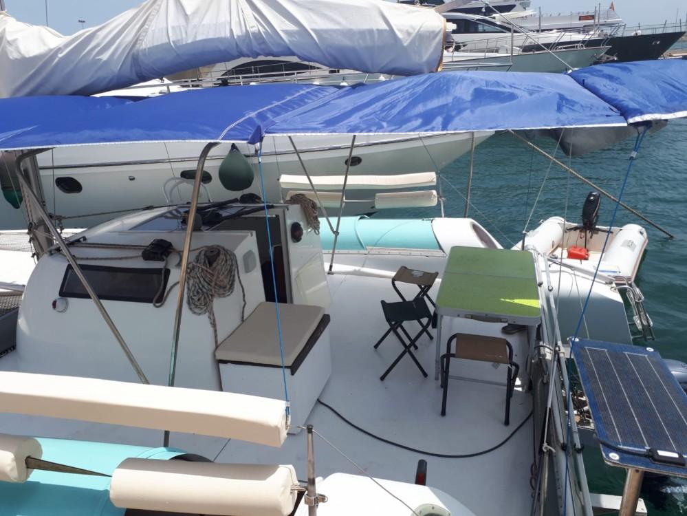 Boat rental Fountaine Pajot Corneel 26 in Formentera on Samboat