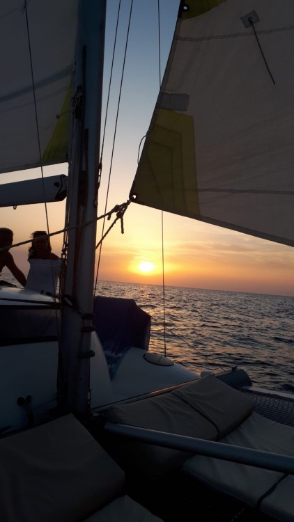 Fountaine Pajot Corneel 26 between personal and professional Formentera