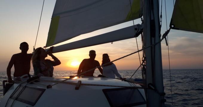 Rental Catamaran in Formentera - Fountaine Pajot Corneel 26