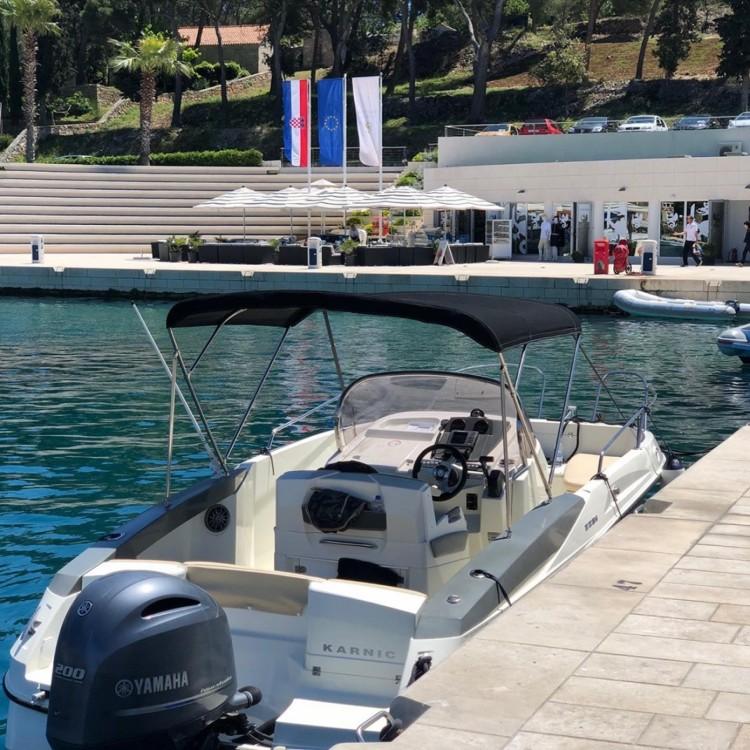 Boat rental Trogir cheap 2251 Open