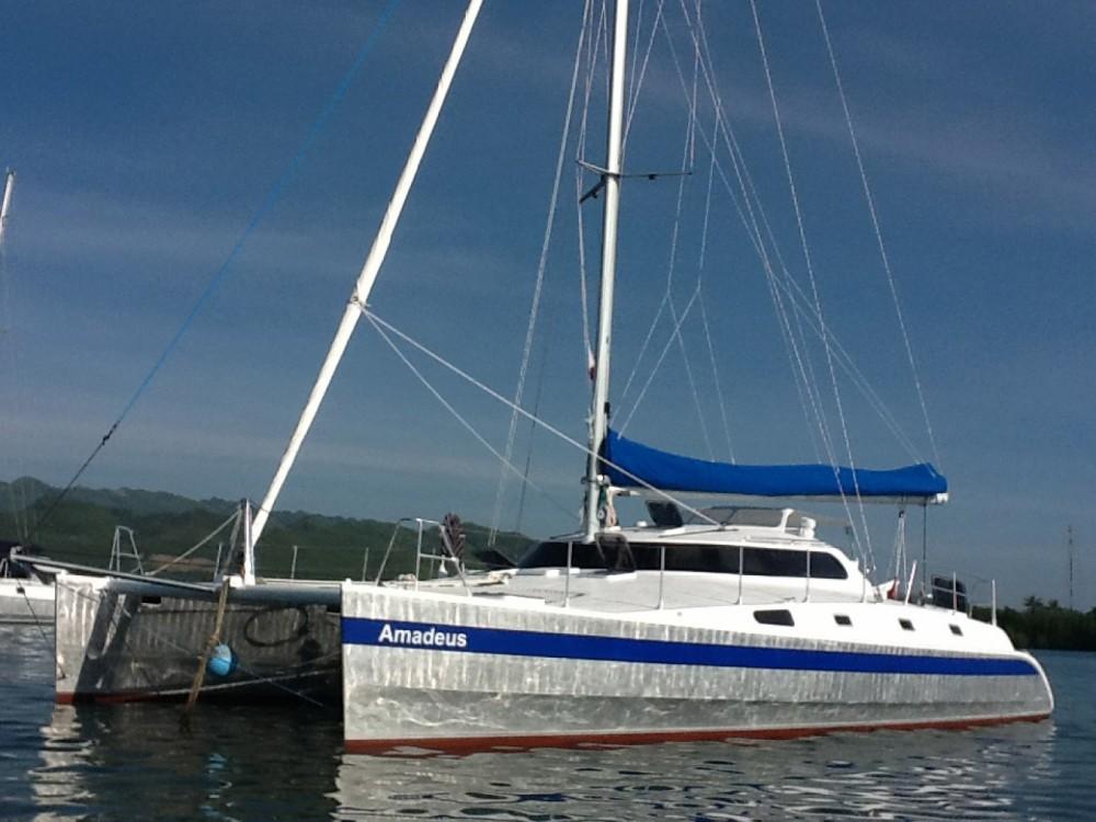 Rental yacht Mueang Phuket - Amadeus Mumby 48 on SamBoat