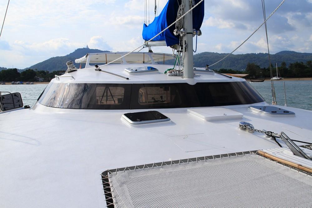 Rental Catamaran in Mueang Phuket - Amadeus Mumby 48