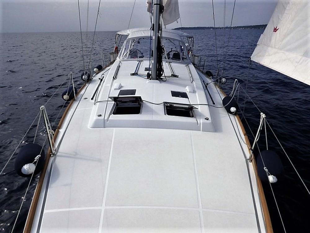 Boat rental Nice cheap Oceanis