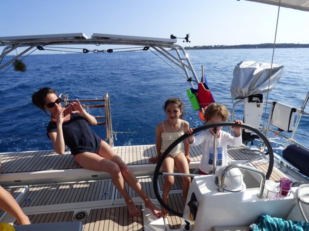 Rental yacht Nice - Bénéteau Oceanis on SamBoat