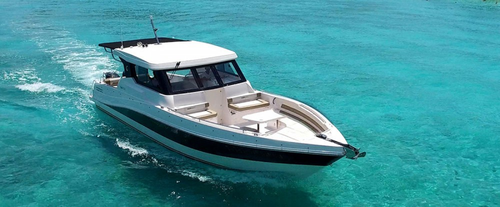 Boat rental Phuket Province cheap Silvercraft 36